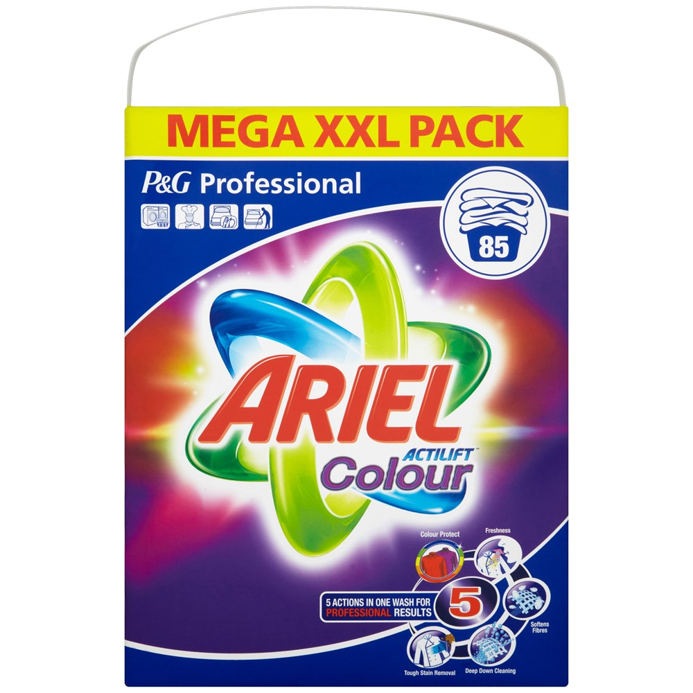 Ariel Colour 85 wash