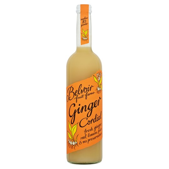 Belvoir Ginger Organic Cordial