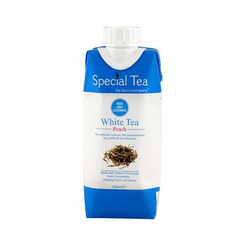 The Berry Company White Tea and Peach 1ltr
