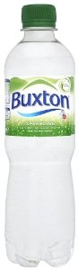 Buxton Sparkling Mineral Water 500ml