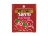 Twinings Cranberry & Raspberry Envelopes 2 x 20's