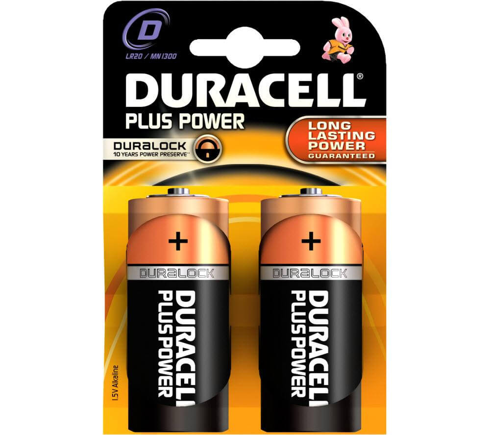 Duracell Batteries MN1300