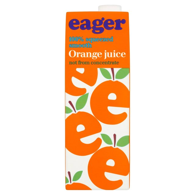 Eager Smooth Orange Juice