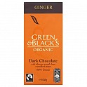 Green & Blacks Dark Chocolate with Ginger