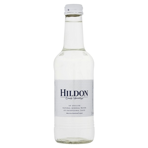 Hildon Sparkling Mineral Water 330ml