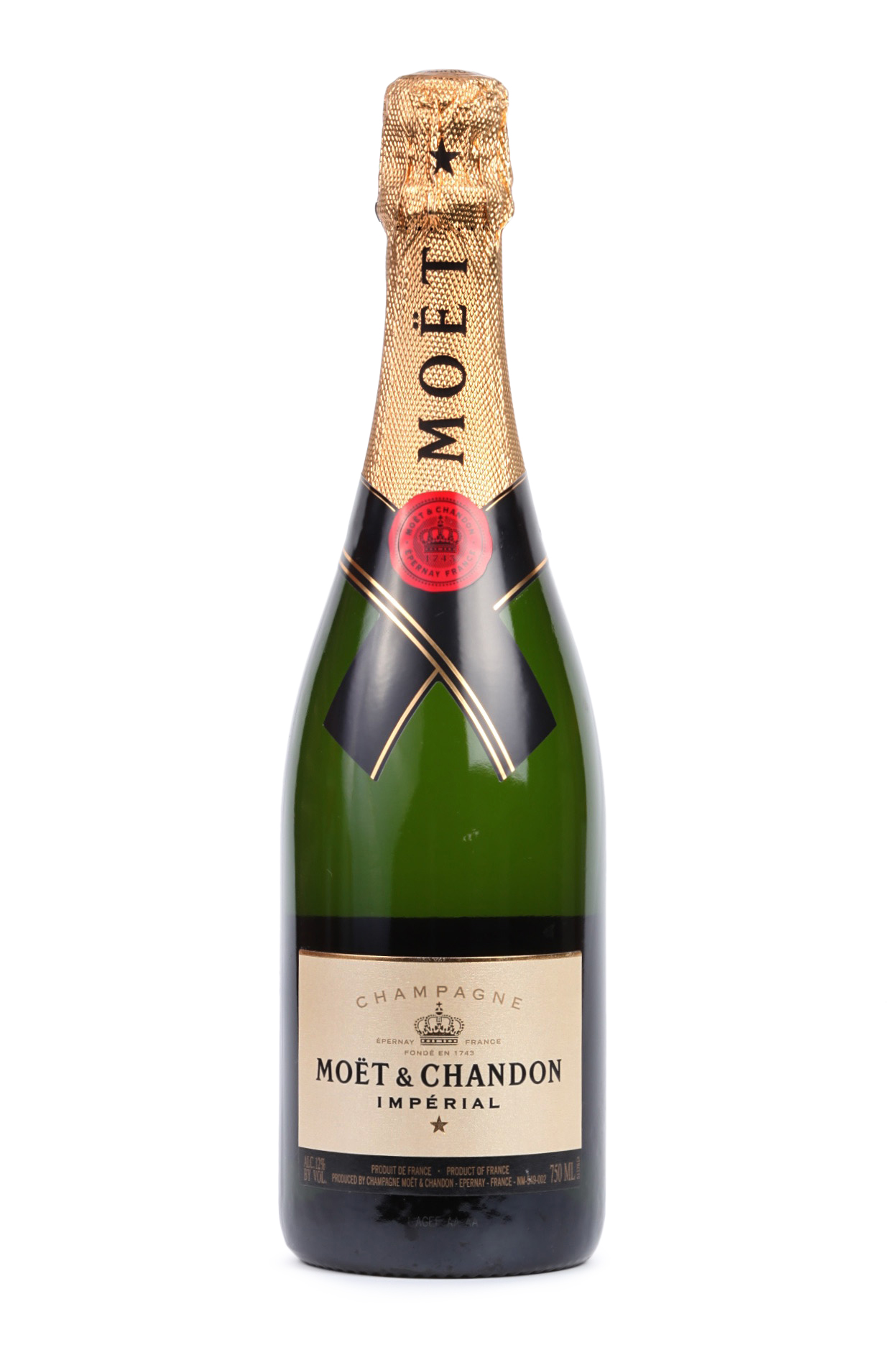 Moet and Chandon Imperial NV 75cl