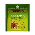 Twinings Green Tea & Cranberry Envelopes 2 x 20's