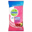 Dettol Power & Fresh Multi Purpose Wipes 3 x 80's