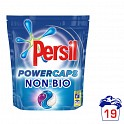 Persil Powercaps Non Bio 2 x 19 wash