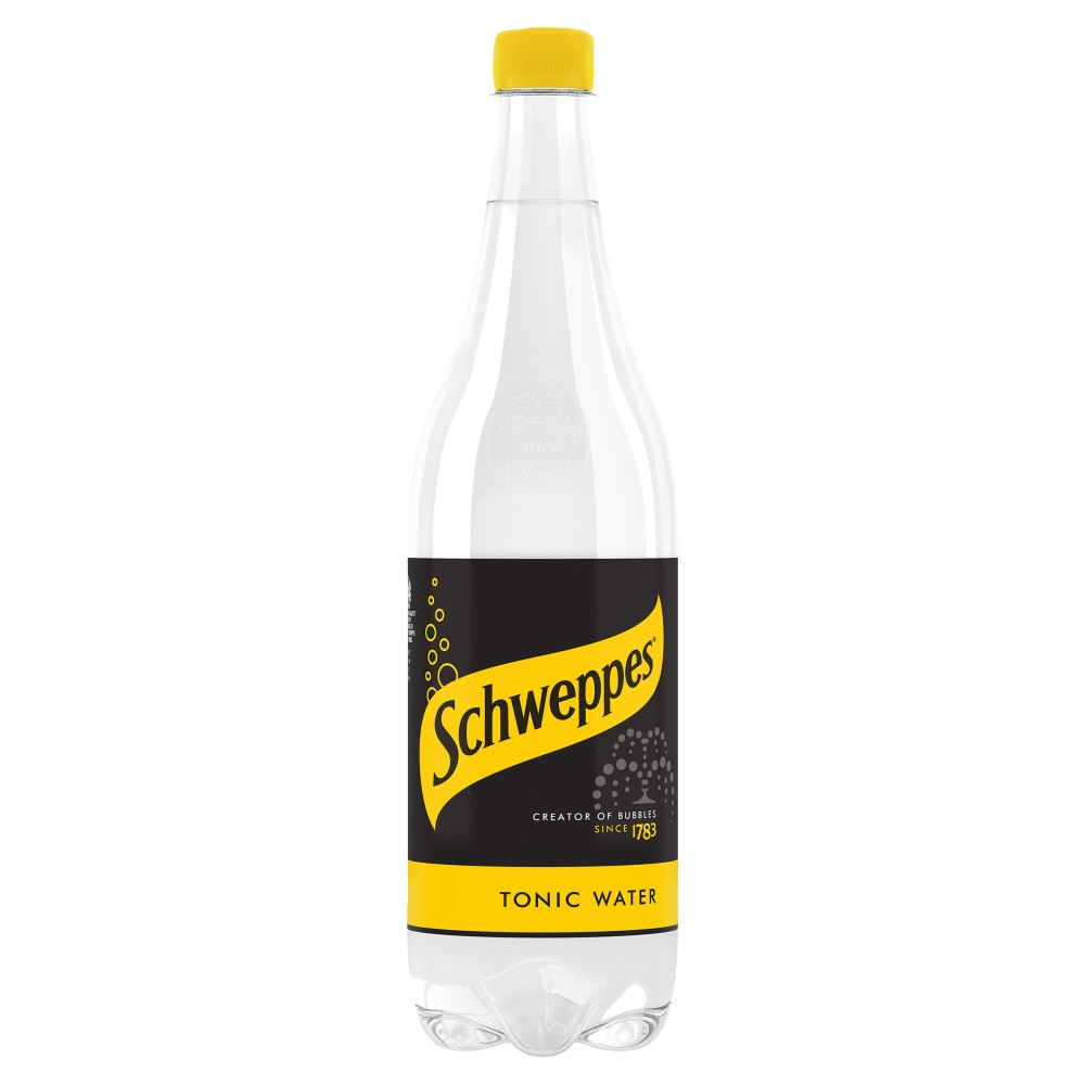 Schweppes Tonic Water 1ltr
