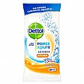 Dettol Power & Pure Kitchen Wipes 3 x 80's
