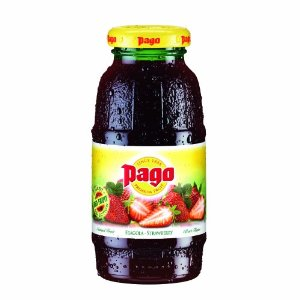 Pago Strawberry Juice