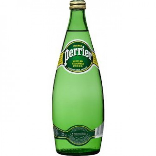 Perrier Sparkling Mineral Water 750ml