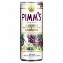 Pimms & Blackberry