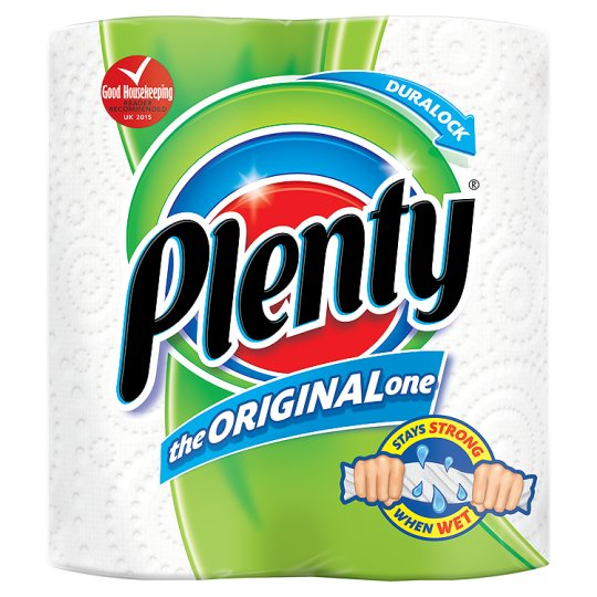 Plenty Kitchen Towels 5 x 2pk