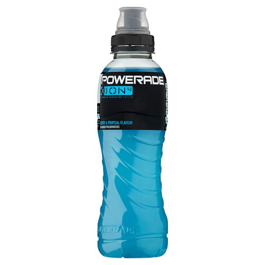 Powerade Berry Tropical