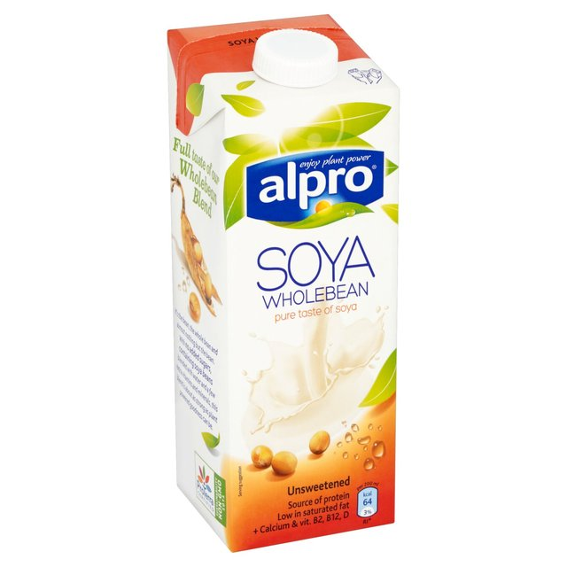 Nexpress Delivery Milk Creamers Non Dairy Alpro Soya