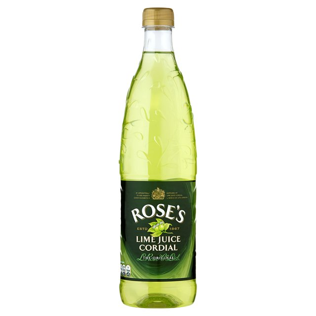 Roses Lime Cordial 1ltr