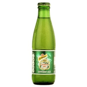 Schweppes Canada Dry Ginger Ale 200ml