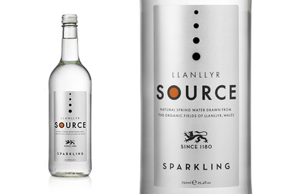 Source Sparkling Water 750ml