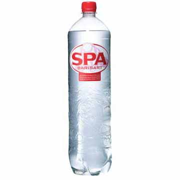 Spa Sparkling Mineral Water 1.5ltr
