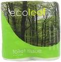 Suma Recycled Ecoleaf Toilet Rolls 10 x 4 pack