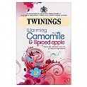 Twinings Camomile and Spiced Apple 4 x 20's