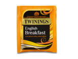 Twinings English Breakfast Envelopes 2 x 50's