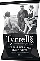 Tyrrells Sea Salt & Black Pepper