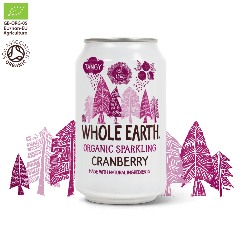 Whole Earth Cranberry
