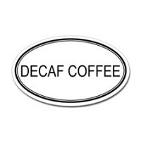 Coffee - Decaffinated