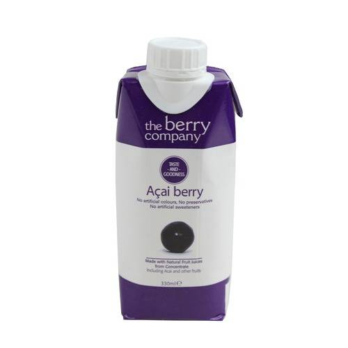 The Berry Company Acai Berry Juice 1ltr