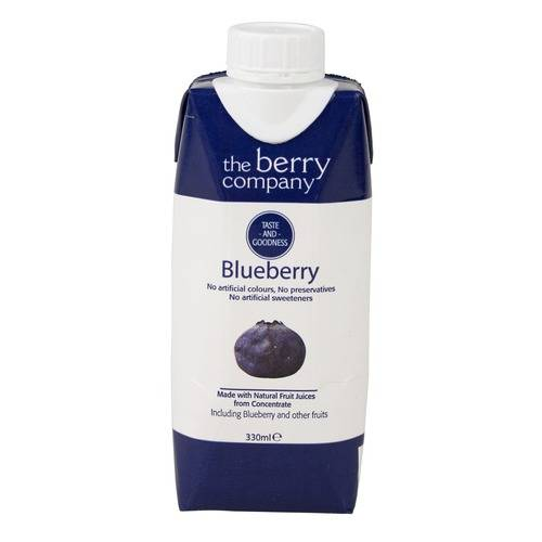 The Berry Company Blueberry Juice 1ltr