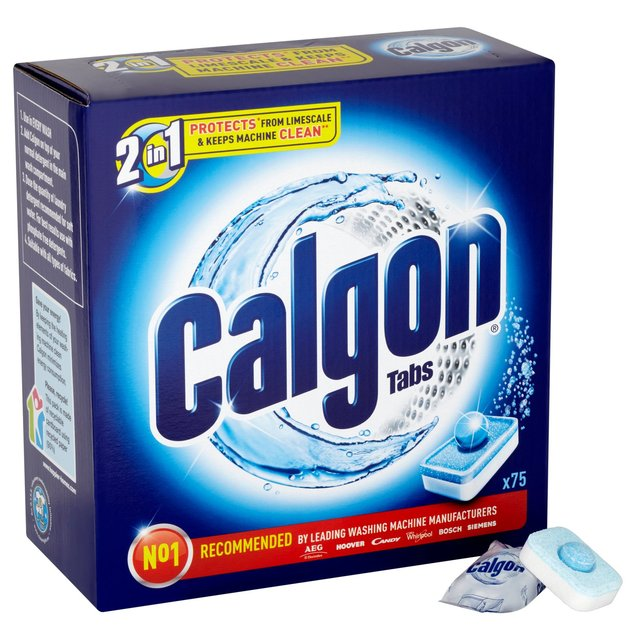 Calgon Tablets 75's