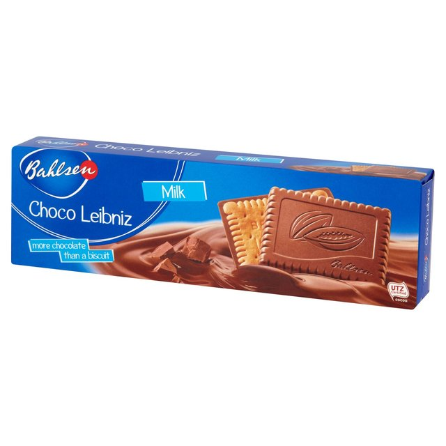 Nexpress Delivery Biscuits Chocolate Bahlsen Milk