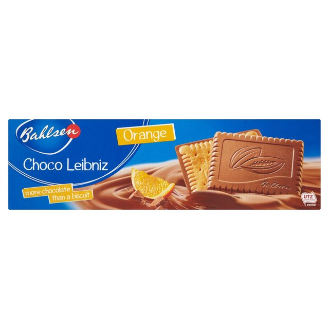Bahlsen Orange Choco Leibniz