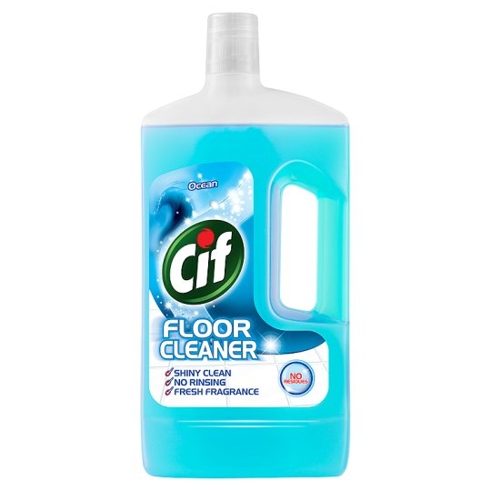 Cif Floor Cleaner Ocean 1ltr