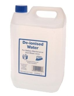 De-Ionised Water 3 x 5ltr