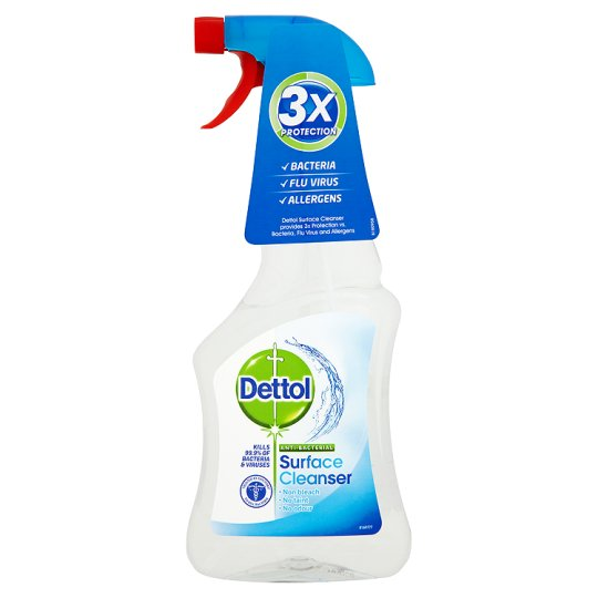 Dettol Antibacterial Surface Cleaner 3 x 750ml