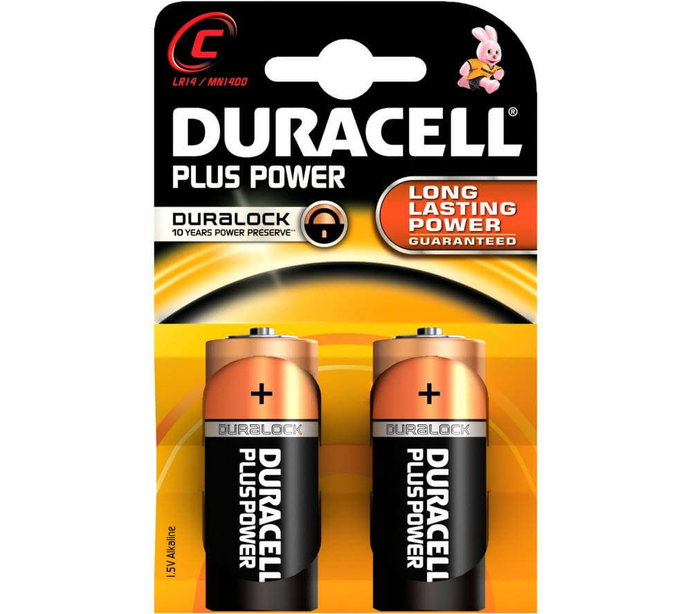 Duracell Batteries MN1400