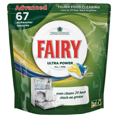 Fairy Lemon Capsules 67's