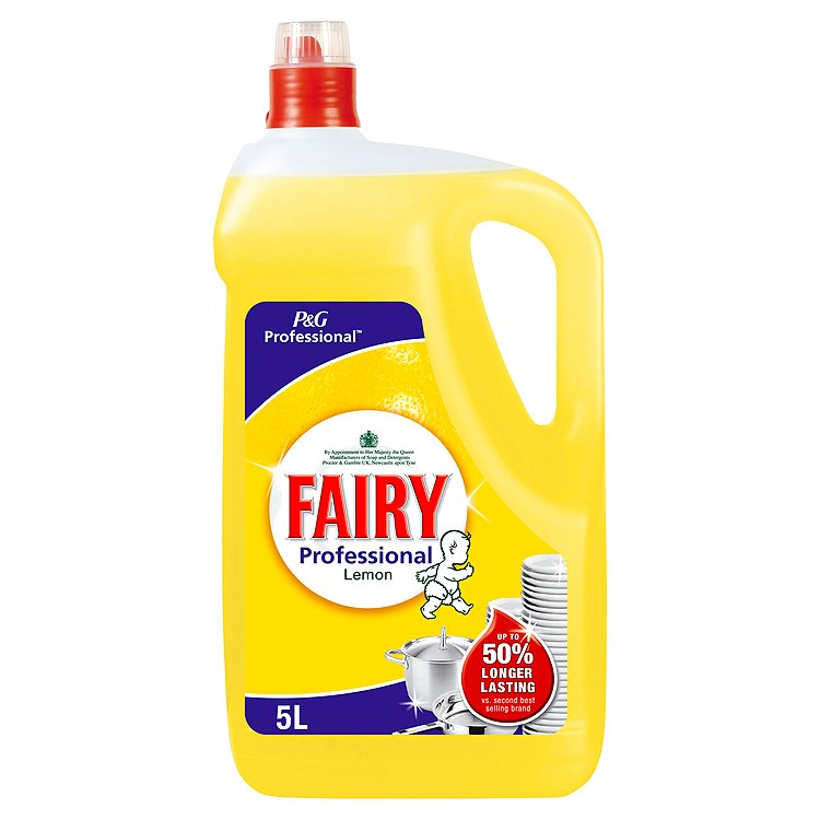 Fairy Liquid Lemon   5ltr