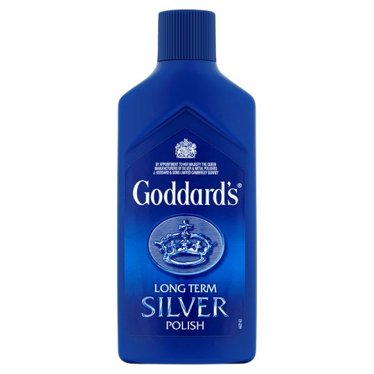 Goddards Silver Polish 125ml