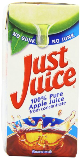 Just Juice Apple Juice 1ltr