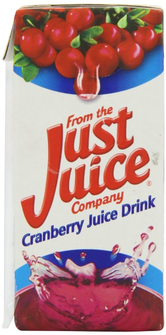 Just Juice Cranberry Juice 1ltr