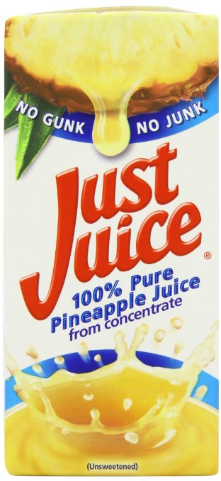 Just Juice Pineapple Juice 1ltr