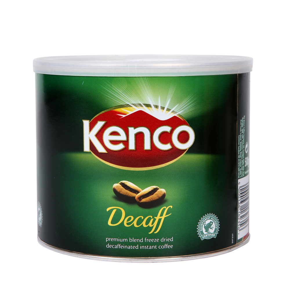 Kenco Decaff. Coffee 500g