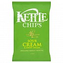 Kettle Crisps Sour Cream & Onion
