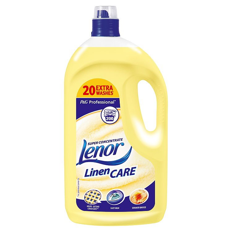 Lenor Summer Breeze 4ltr
