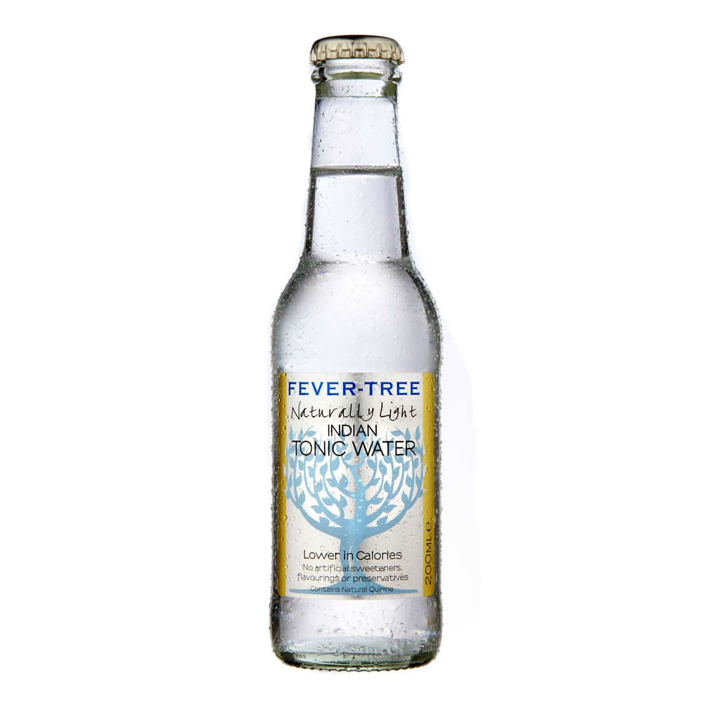 Fever Tree Tonic Water Light